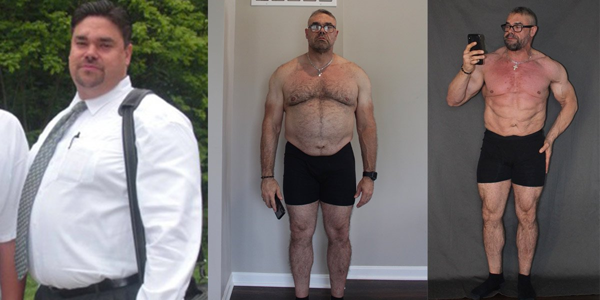 How TrifectaME Challenge Winner Robert Lost 100lbs and Gained His Life Back