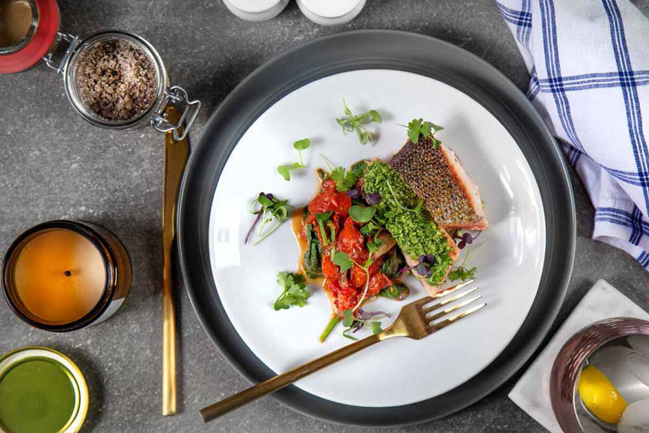 Crusted-Salmon-and-Ratouille1-4