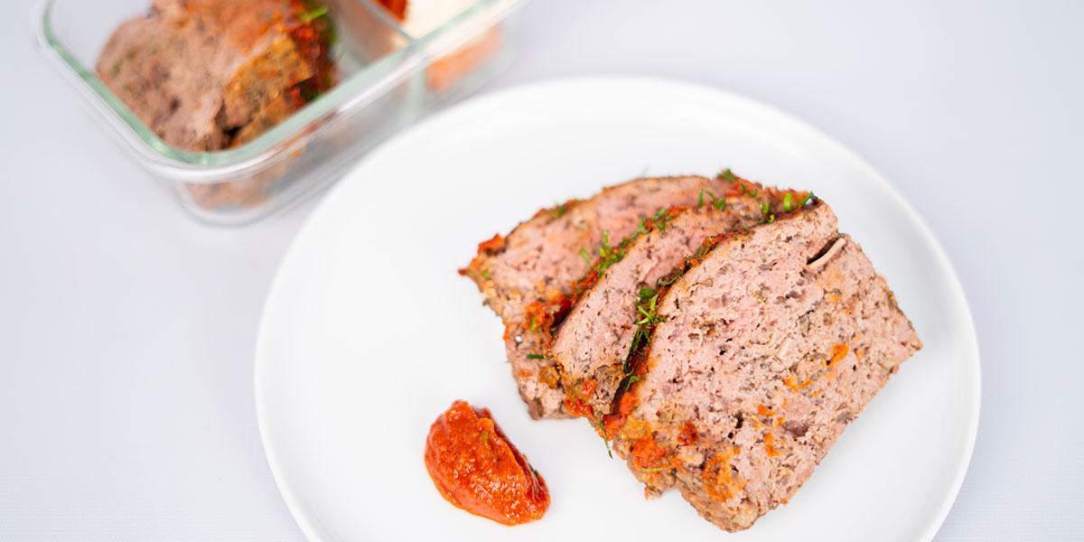 Gluten-Free Paleo Meatloaf Recipe