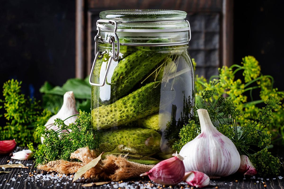 Homemade-Pickling
