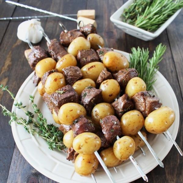 Steak Potatoes