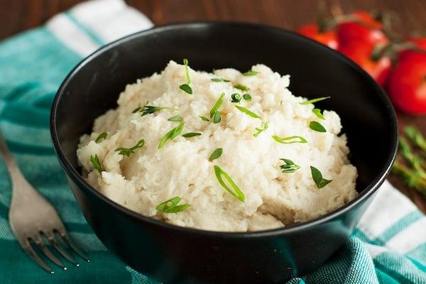 Keto Mashed Cauliflower-1