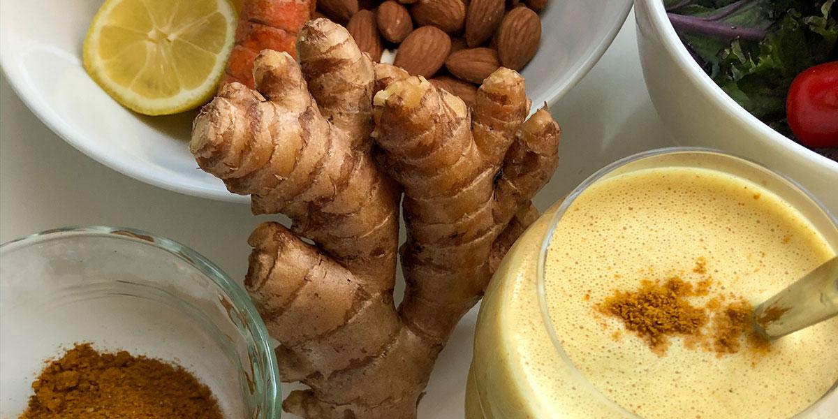 Keto Gold Almond-Turmeric Sauce Recipe