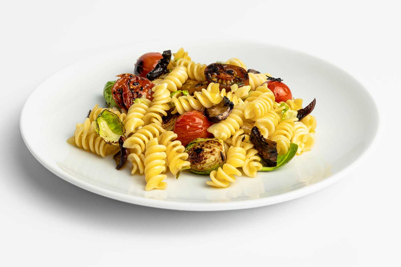 Vegan Meal Delivery Cherry Tomato Pasta