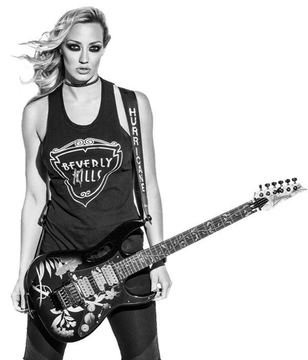 Nita Strauss Trifecta