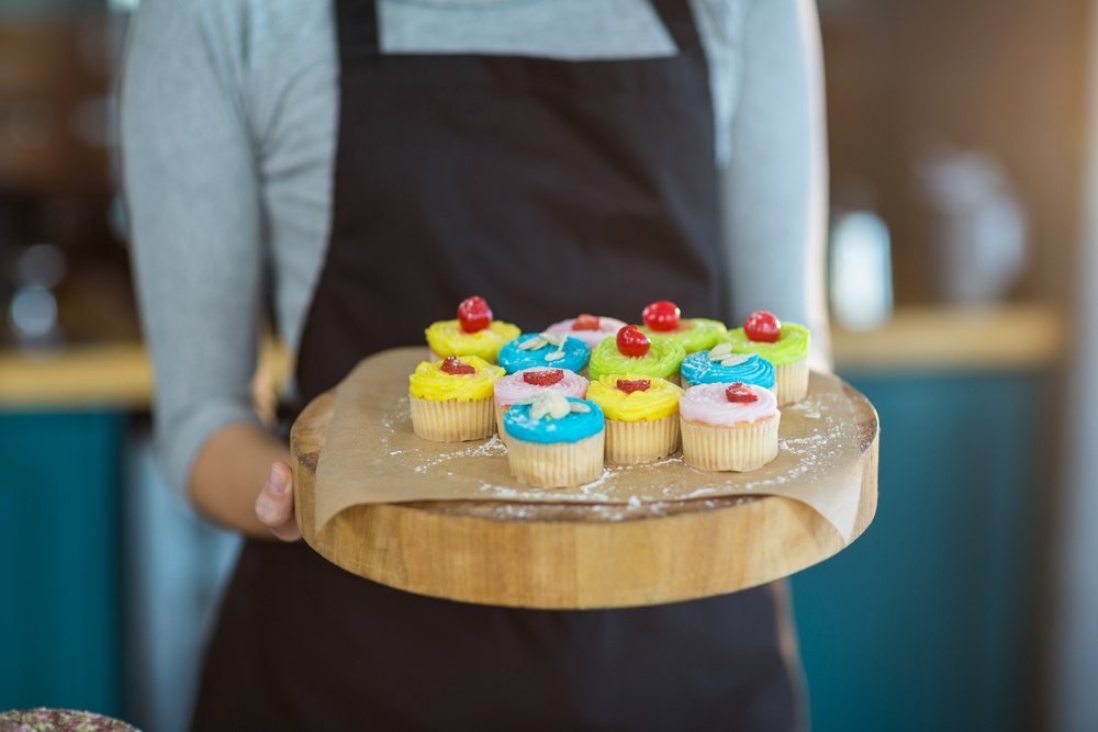 create your own healthy desserts cupcakes