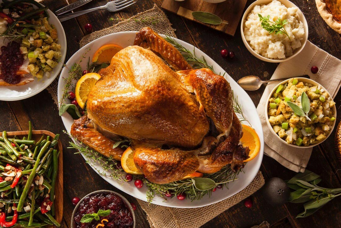 Tips to Staying Paleo on Thanksgiving