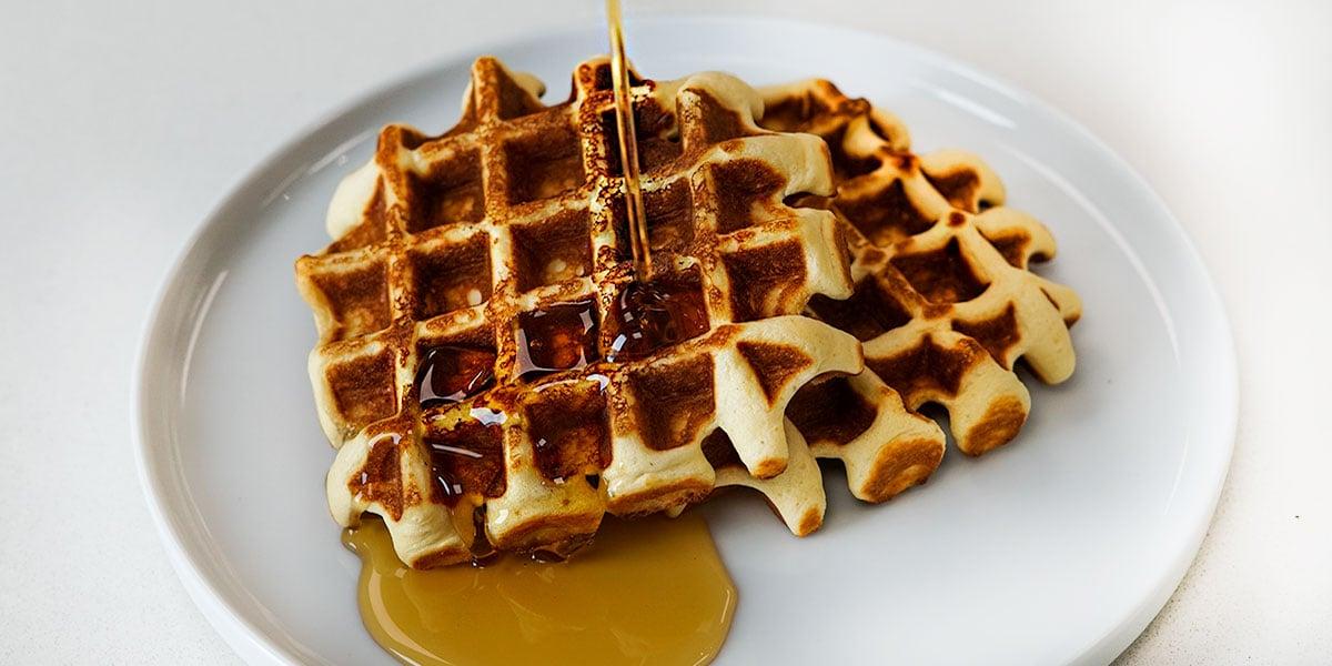 Gluten Free Protein Waffle Recipe