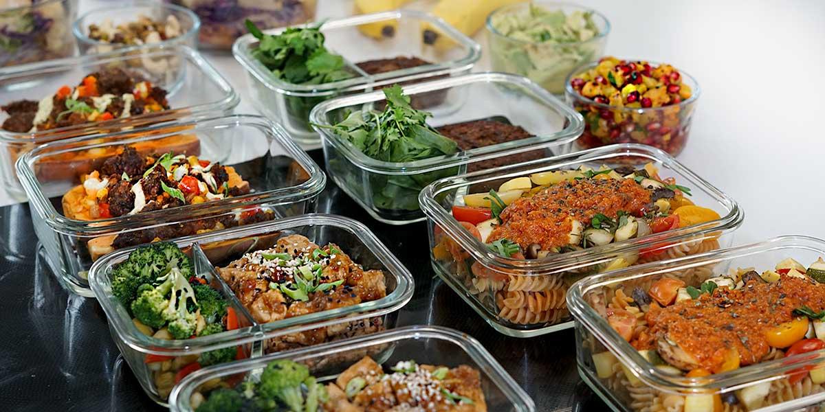 Vegan Meal Plan: 14 Day Menu (1400 Calorie)