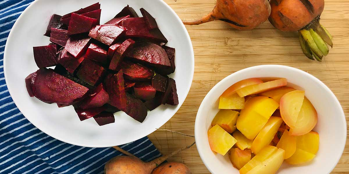 Meal Prep Roasted Beets like a Boss