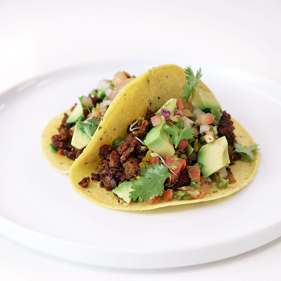 Beyond Meat® Tacos