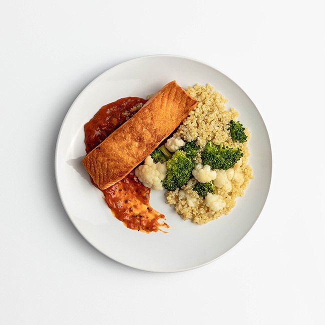Gluten Free Clean Eating Meal