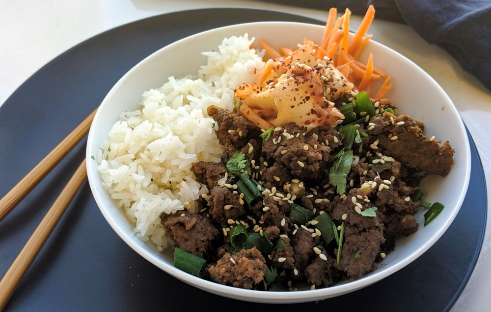 easy-korean-beef-bowl-with-kimchi-recipe-meal-prep-2