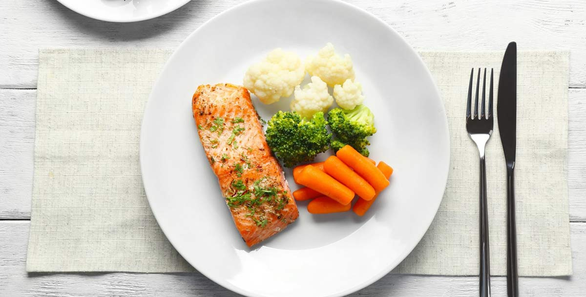 air fried salmon recipe