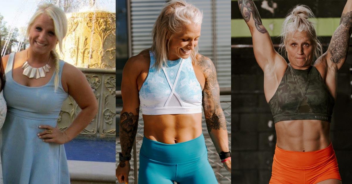 How CrossFit Games & Team USA Athlete Kelsey Kiel Got Into Top Shape