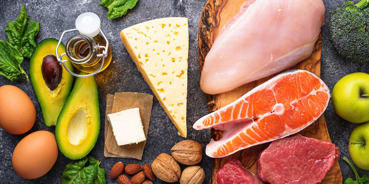 Keto Food List What to Eat and What to Avoid