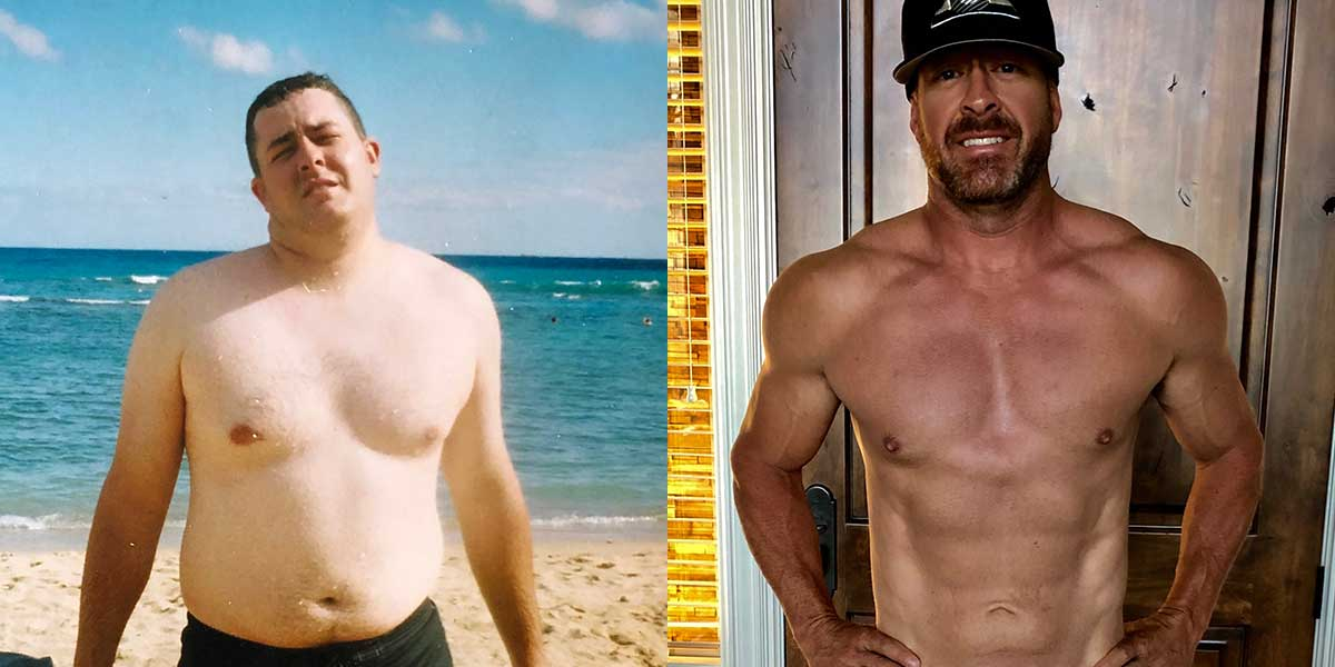 How McKay Lost Almost 25% Body Fat and Transformed his Health