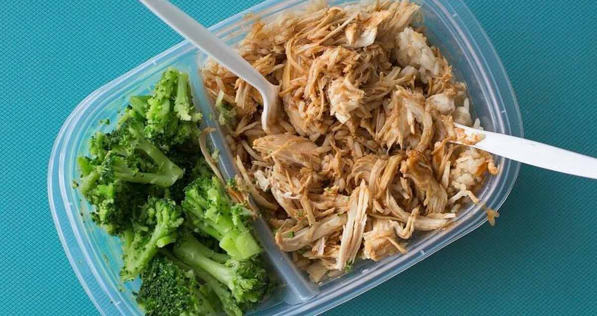 Meal Prep For Weight Loss Templates Recipes And More