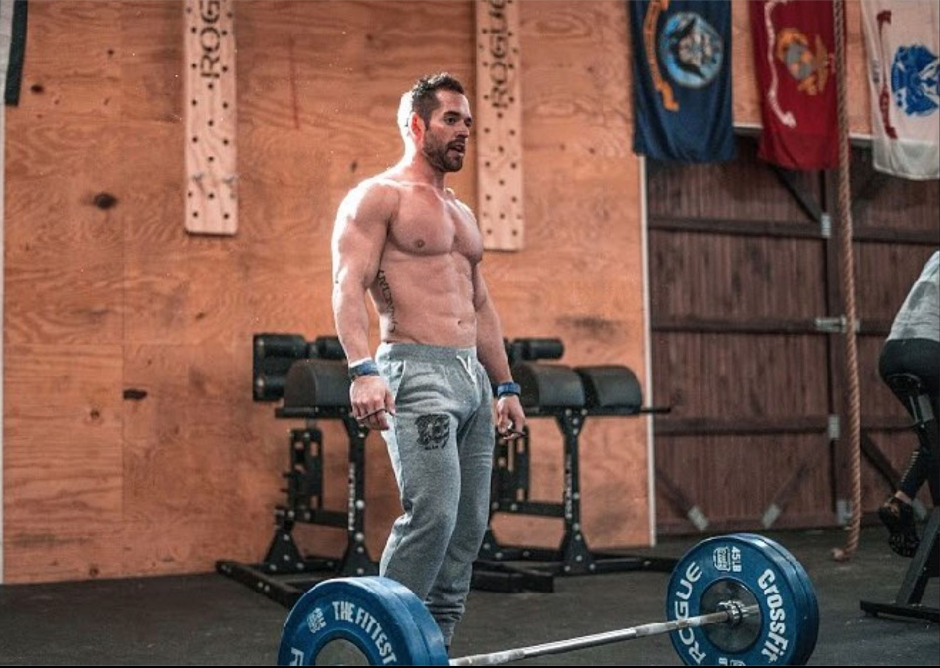rich froning crossfit open 19.4 2019