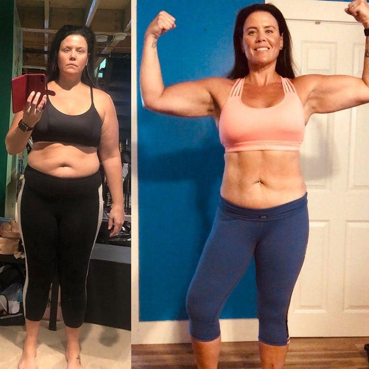Sara lost 50lbs protein diet